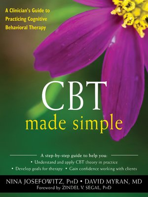 cover image of CBT Made Simple